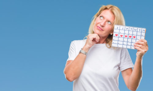 Hormonal issues before menopause: