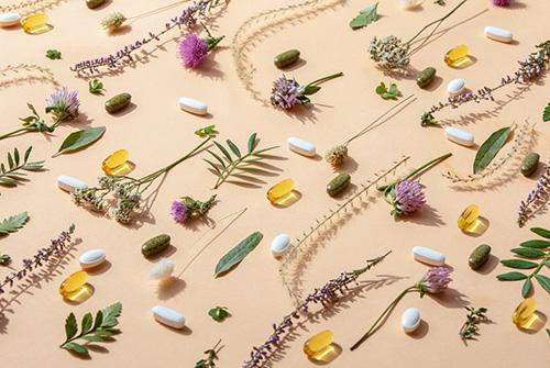 Herbal medicine for menopause