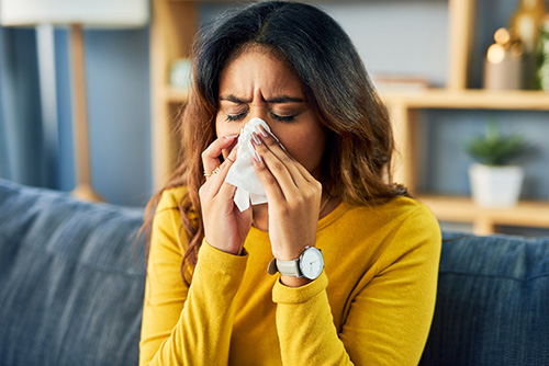 Allergies and sensitivities — causes and solutions