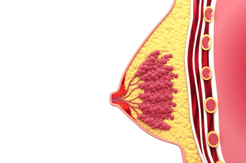 Medical causes of breast discharge