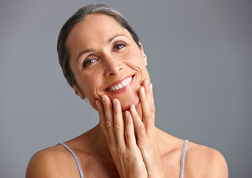 Seven tips for stunning skin in menopause
