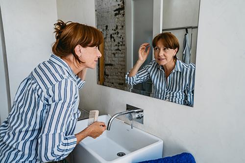 menopausal-hair-loss