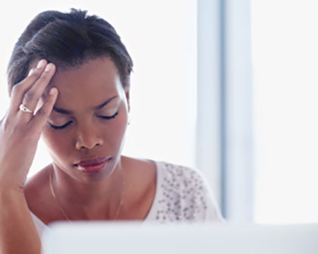 Natural relief from chronic headaches