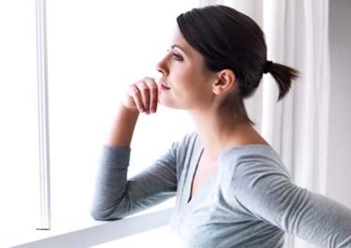 Woman wondering how long menopause will last