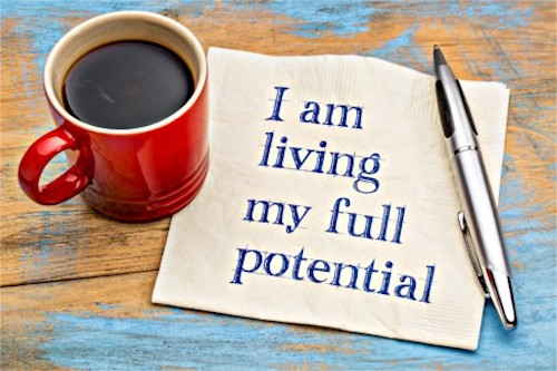 A simple affirmation to practice daily
