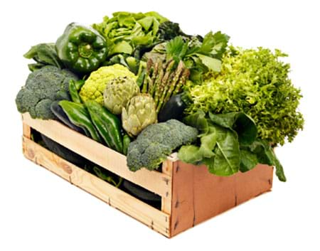 eating vegetables sautéed, steamed or raw can prevent hot flashes