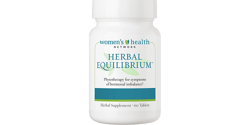 Herbal Equilibrium includes the best natural herbs and supplements for menopause