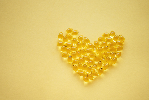 Omega-3s are an effective natural menopause supplement..