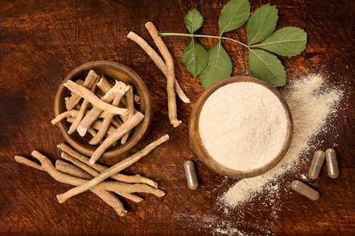 Wild yam is one of the best natural supplements for menopause