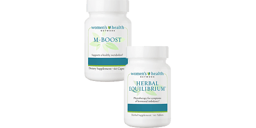 The best herbs and supplements to decrease menopause symptoms and help with hormonal weight loss